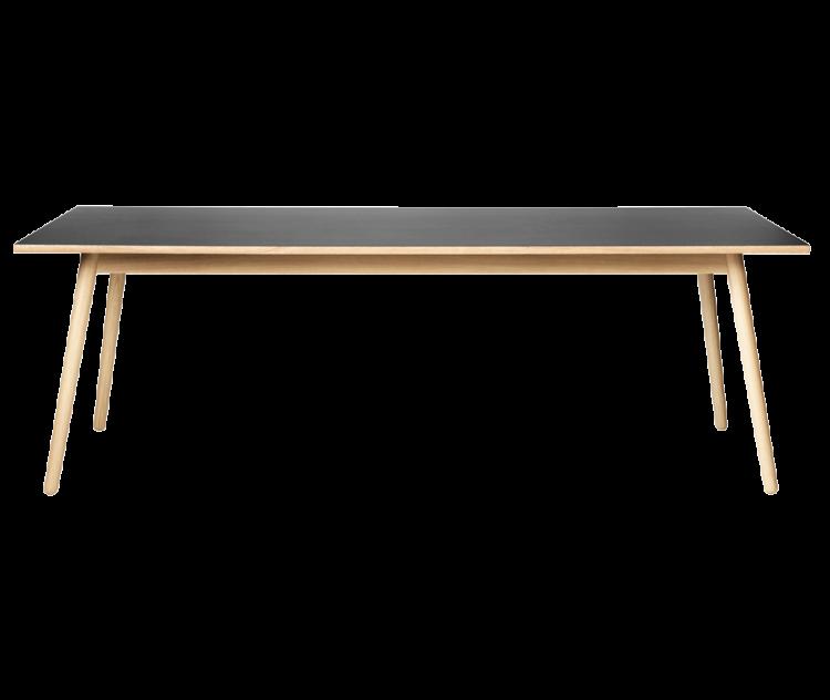 Populære C35C spisebord design af Poul M. Volther GC-05