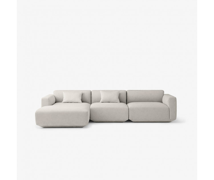 &Tradition Develius modulsofa Model E