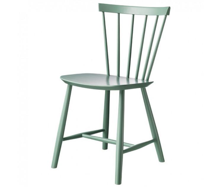 J46 spisestol  design af Poul M. Volther støvgrøn