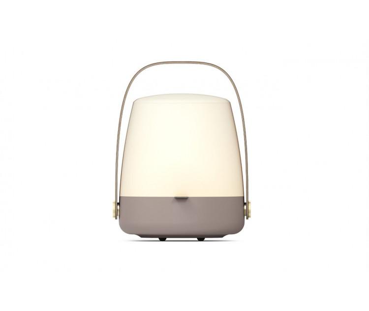 Lite-up LED-lampe Jord