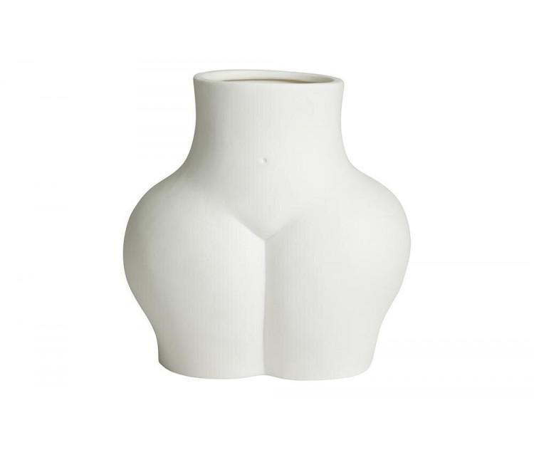 Nordal lower body figur, vase