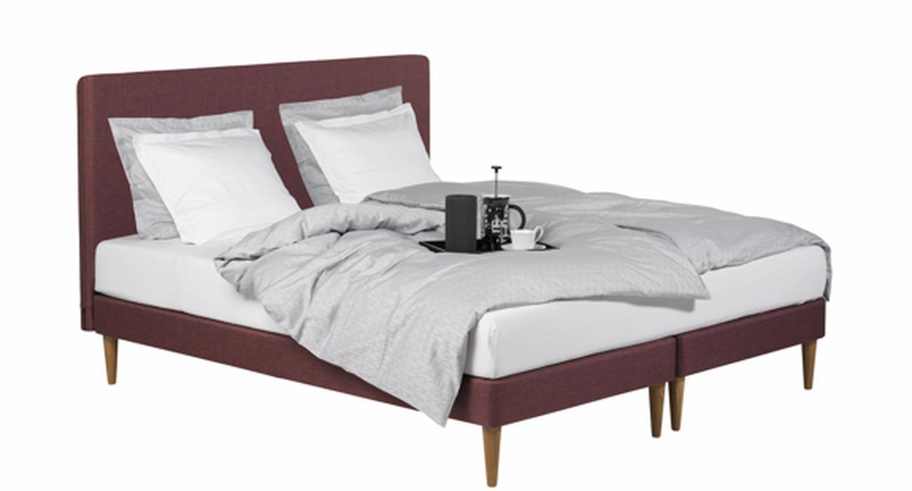 tempur stay dobbeltseng. Black Bedroom Furniture Sets. Home Design Ideas