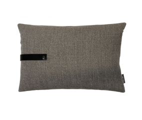 Louise Smærup Pude Rough, Taupe