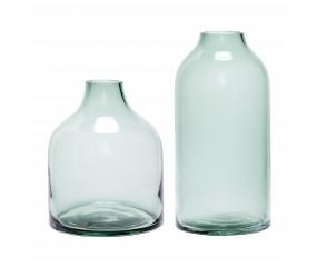 Hubsch vase glas