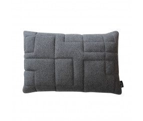 Louise Smærup light grey pude