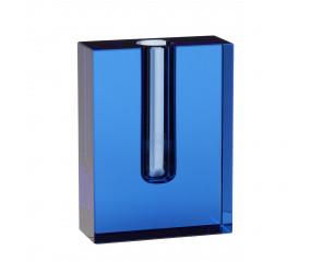 Hübsch glasvase, blå