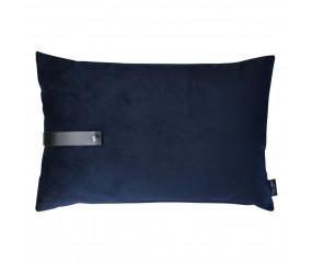 Louise Smærup Blue Velvet pude 40x60