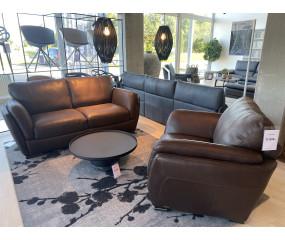Natuzzi A399 2+1 sofa m lænestol