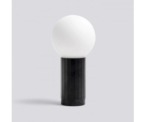 HAY Turn On bordlampe Black