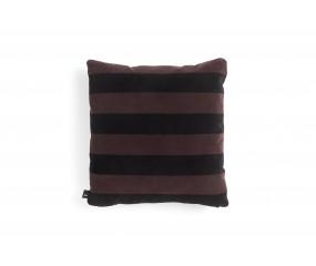 HAY Soft stripe pude Burgundi