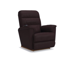 LAZBOY hvilestol Model 538 sort læder