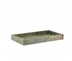Cozy living Marmor bakke, forrest green