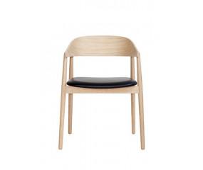 Andersen furniture AC polstret armstol hvidolie