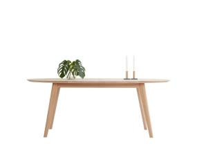 Andersen DK10 ovalt spisebord