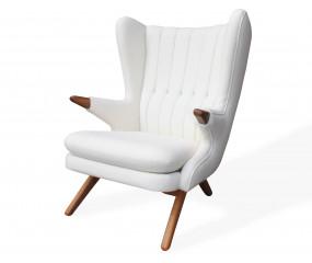 Bamse lænestol designet af Svend Skipper