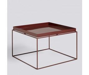 HAY Tray Table coffee side, chokolat