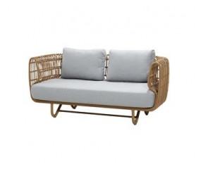 Cane-Line Nest 2 pers sofa
