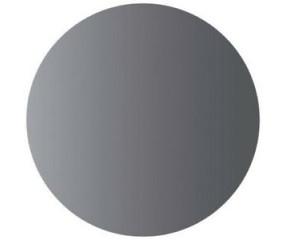 Cold grey rundt spejl