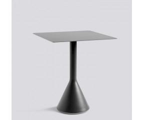 HAY Palissade Cone bord, firkantet, antracit
