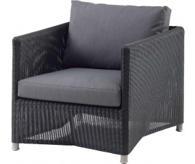 Cane-Line Diamond loungestol