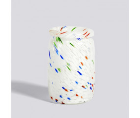 HAY Splash vase dots , håndlavet