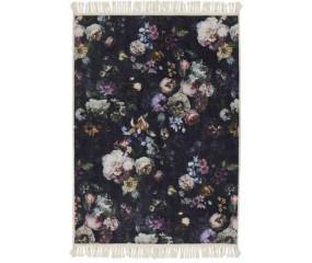 Ezzenza Carpet Fleur Nightblue