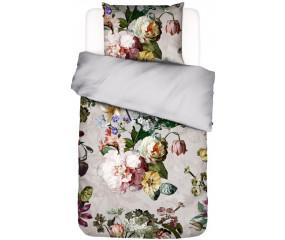 Essenza sengesæt, fleur duvet grey