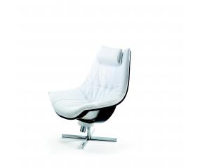 Flight høj lænestol fra Skipper Furniture.