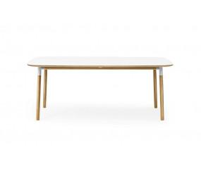 Form bord hvid
