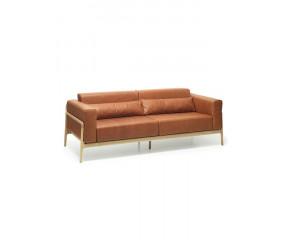GAZZDA FAWN læder sofa
