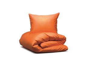 Hästens sengelinned Satin Pure Parisian Orange