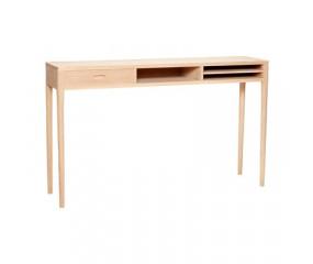 Konsolbord eller skrivebord fra Hubsch