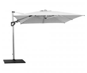 Cane-Line Hyde Lux parasol, silver white