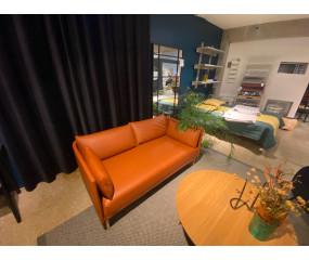 HAY Silhouette sofa, læder