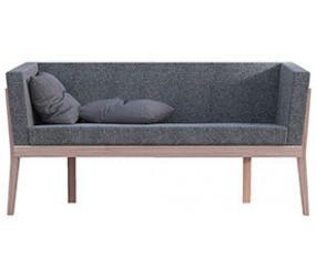 Ito 2 personer sofa max 250 kg.