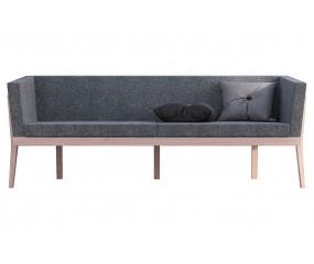 Ito 3 pers. sofa bæreevne max. 350 kg.