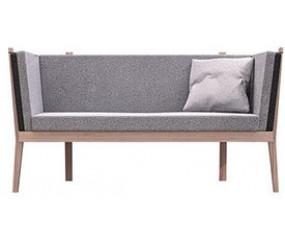 Friis & Moltke Design 2 prs. sofa