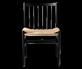 J80 spisestuestol designet af Jørgen Bækmark