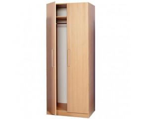 Kaagaard garderobeskab m 2 låger