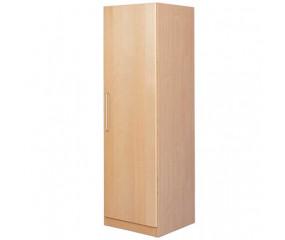 Kaagaard garderobeskab m 1 låge, bøg