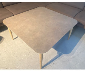 Katrine sofabord med underhylde