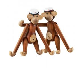Kay Bojesen studenterhue til aben.