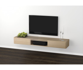 Klim tv-møbel, eg