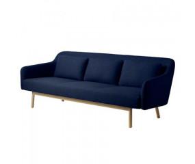 L34 Gesja sofa Foersom & Hiort-Lorentsen kongeblå uld