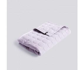 HAY Mega Dot sengetæppe, lavendel