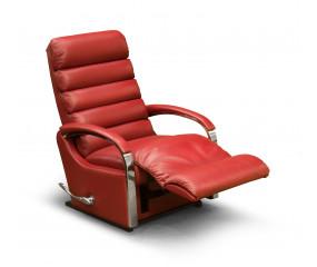 Norman recliner lænestol Rød