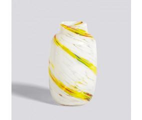 HAY Splash vase swirled, håndlavet