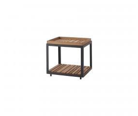 Cane-Line Level loungebord, lille
