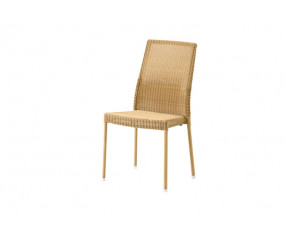 Cane-Line Newman stol uden armlæn