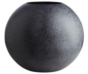 Boheme vase i grå/sort alu fra Pure Culture.